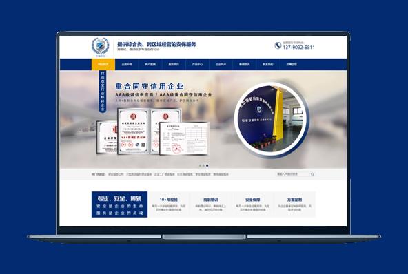 【中保祥合】营销型网站建设